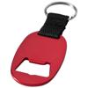 Keta bottle opener keychain in red