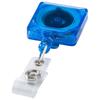 Whistler roller clip in transparent-blue