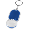 Zoomy magnifier keychain light in royal-blue