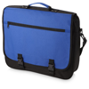 Anchorage 2-buckle closure conference bag in classic-royal-blue