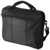 Dash 15.4'' laptop conference bag in black-solid