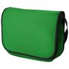 Malibu messenger bag in bright-green