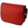 Malibu messenger bag in red