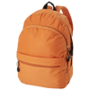 Trend 4-compartment backpack in orange