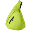 Brooklyn mono-shoulder backpack in lime