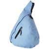 Brooklyn mono-shoulder backpack in ocean-blue