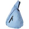 Brooklyn mono-shoulder backpack in ocean-blue