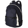 Colorado covered zipper backpack in navy