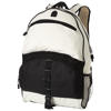 Utah backpack in black-solid-and-off-white