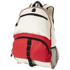 Utah backpack in red-and-off-white