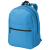 Vancouver dual front pocket backpack in blue