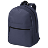 Vancouver dual front pocket backpack in navy