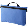 Orlando zippered conference bag with pen loop in royal-blue