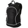 Boomerang backpack in black-solid