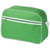 Sacramento 2-stripe messenger bag in bright-green
