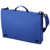 Santa Fe 2-buckle closure conference bag in classic-royal-blue