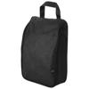 Faro non-woven shoe bag in black-solid
