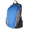 Brisbane 15.4'' laptop backpack in royal-blue-and-grey