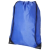 Condor polyester and non-woven drawstring backpack in classic-royal-blue