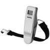 Newark digital luggage scale in silver