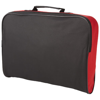 Florida conference bag in black-solid-and-red