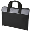Tampa conference bag in black-solid-and-grey