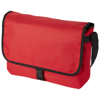 Omaha shoulder bag in red