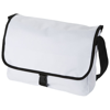 Omaha shoulder bag in white-solid