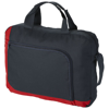 San Francisco conference bag in black-solid-and-red