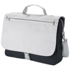 Pittsburgh conference bag in dark-grey-and-light-grey