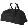 Stadium duffel bag in black-solid
