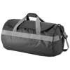 North-sea large travel duffel bag in black-solid