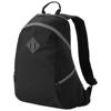 Duncan backpack in black-solid