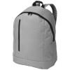 Boulder vertical zipper backpack in grey