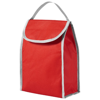 Lapua non woven lunch cooler bag in red