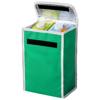 Uppsala cooler lunch bag in bright-green