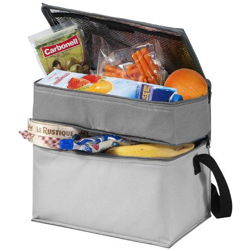 Trias cooler bag in grey