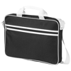 Knoxville 15.6'' laptop conference bag in black-solid