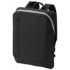 Tulsa 15.6'' laptop backpack in black-solid