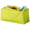 Passage toiletry bag in apple-green