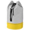 Dipp sailor duffel bag in grey