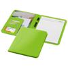 Ebony A4 portfolio in apple-green
