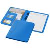 Ebony A4 portfolio in aqua-blue