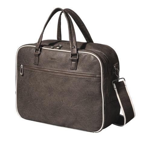 Richmond 17'' laptop brief bag in brown