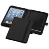 Verve mini tablet portfolio in black-solid