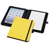 Verve tablet portfolio in yellow