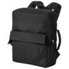 Horizon 14'' laptop backpack in black-solid