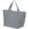 Maryville non-woven shopping tote bag in grey