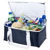 Larvik cooler bag in navy