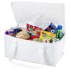 Larvik cooler bag in white-solid